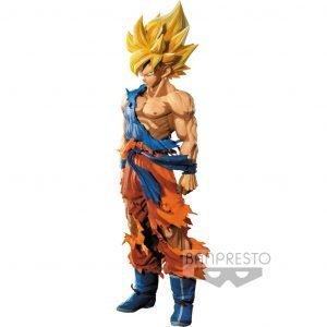 Dragon Ball Z The Son Goku Super Master Stars Piece Manga Dimensions